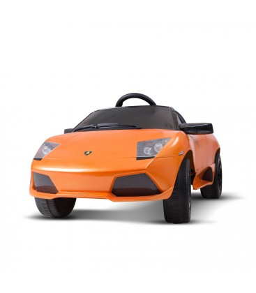 Lamborghini Murcielago Lp 640 Roadster Orange Qd Global