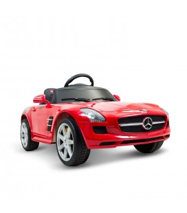 Mercedes-Benz SLS Rouge
